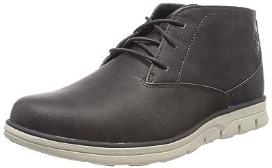 165c3d1114a99 Timberland Men's Bradstreet Plain Toe Sensorflex Chukka, Steeple Grey  Jackpot, ...
