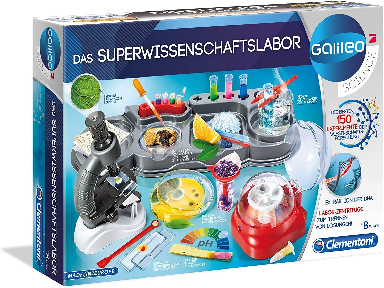 Clementoni 59083 Galileo Science – Das