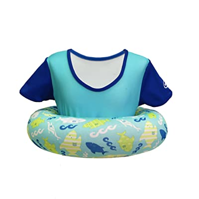 SwimWays Swim Sweater - Blue: Toys & Games