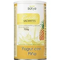 Sotya Batido Saciante Yogur y Piña - 700 gr: Amazon.es: Salud y ...