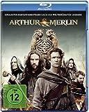 Arthur & Merlin [Blu-ray] [Alemania]