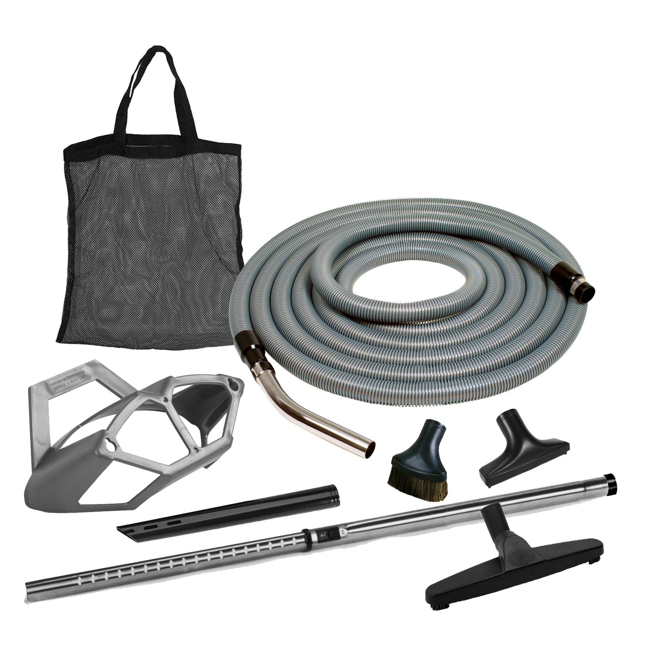 VacuMaid GKP50 Garage Kit Pro with Hose
