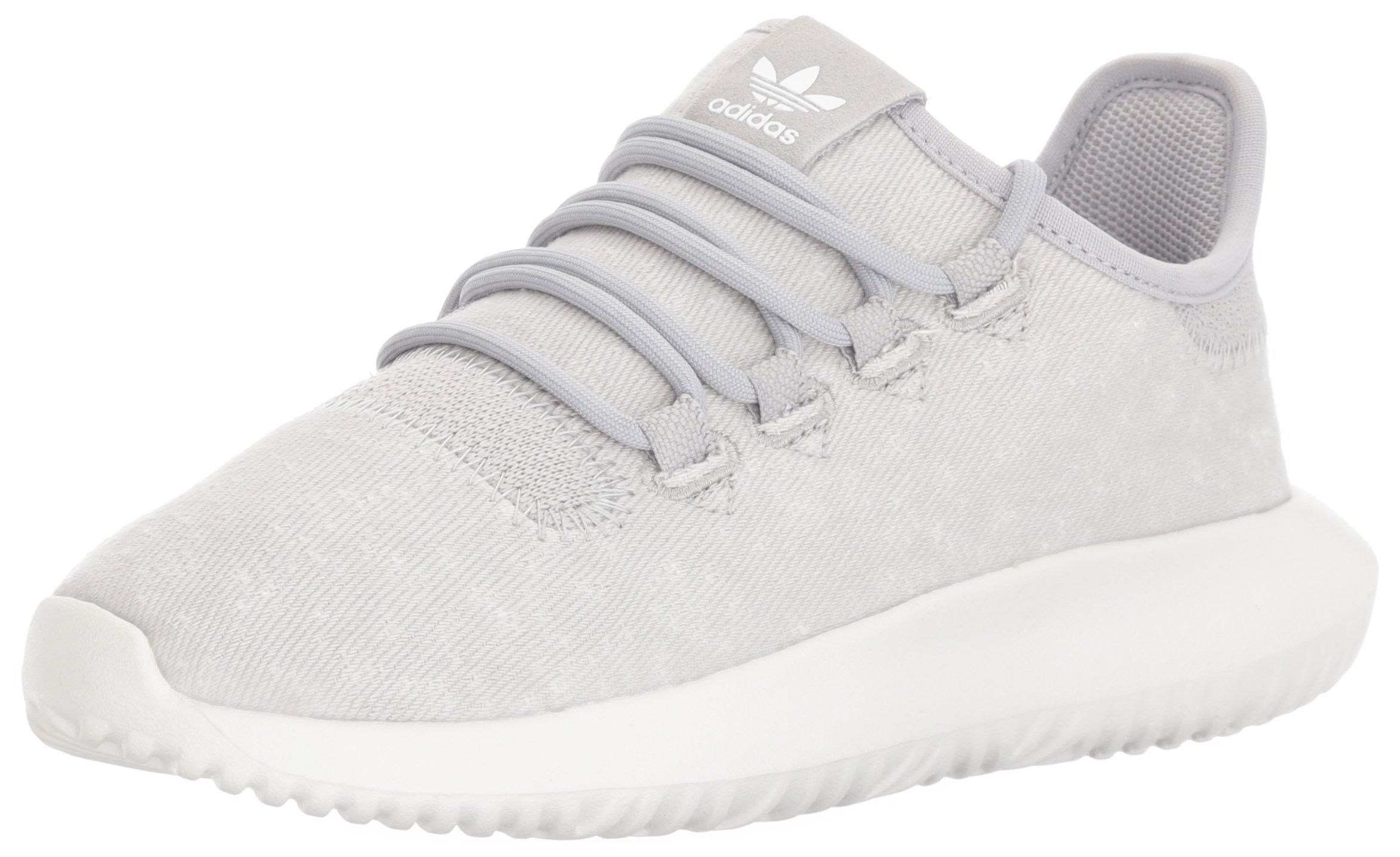 adidas Originals Kids' Tubular Shadow J Sneaker, Grey Two/Crystal White/Crystal White, 6 Medium US Big Kid by adidas Originals