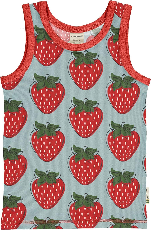 Maxomorra Tanktop Strawberry