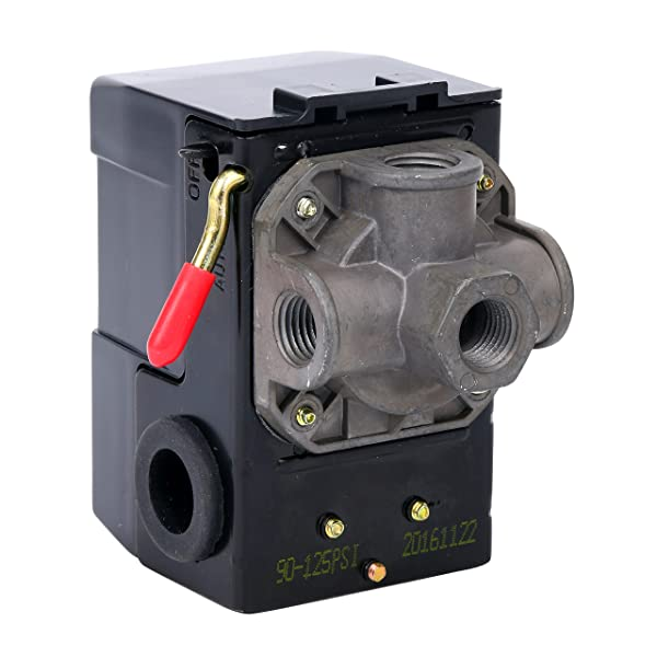 best pressure switch for air compressor