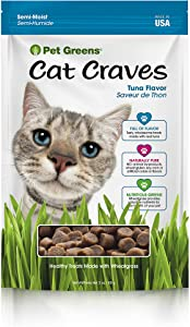Pet Greens Semi-Moist Cat Craves Treats