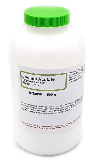 The Best Sodium Acetate Food Grade