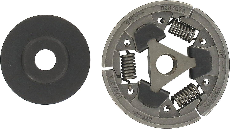 Greenstar embrague centr/ífugo adaptable para Stihl 32368 negro