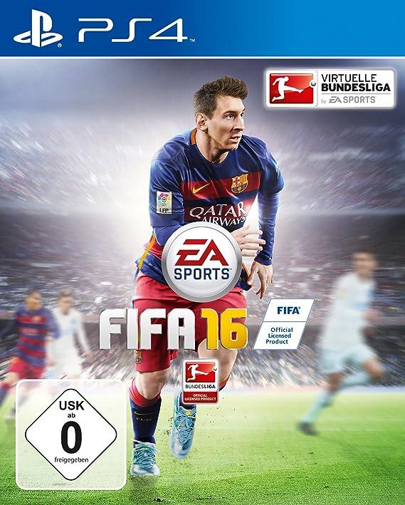 Electronic Arts FIFA 16, PS4 - Juego (PS4, PlayStation 4, Deportes, EA Canada, Fuera de línea, En línea, DEU, Básico): Amazon.es: Videojuegos
