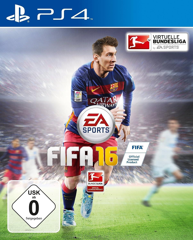 FIFA 16 PS4 amazon