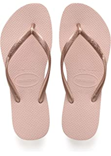 73cea8f8fc Havaianas Girl s H. Kids Freedom Sl Cf Rubber Flat Shoe  Havaianas ...