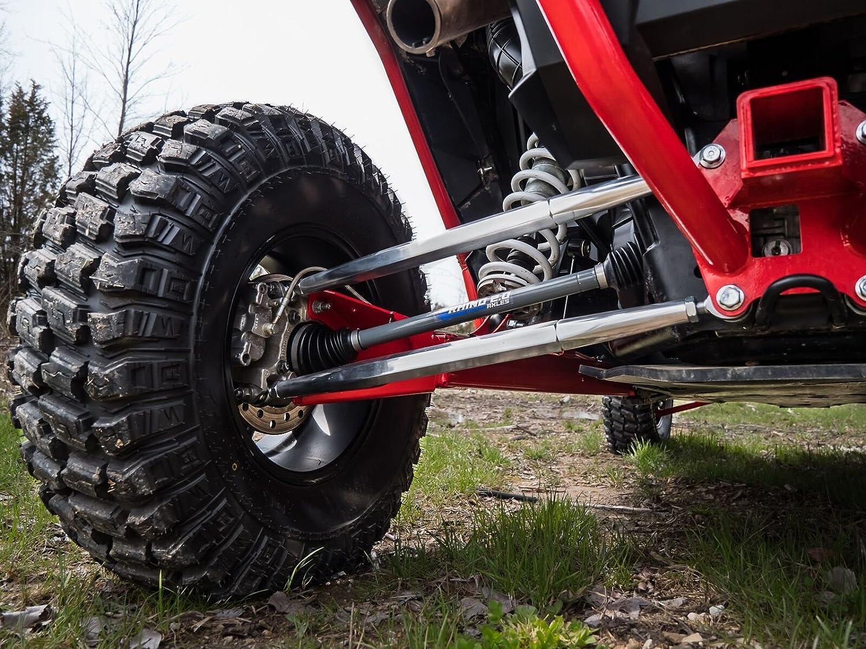 XP 4 1000 SuperATV Billet Aluminum Rear Radius Arms//Rods for Polaris RZR XP 1000 2014+