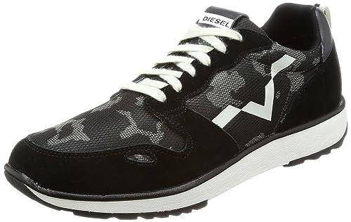 Diesel - Zapatillas de Deporte de Material Sintético Hombre: Amazon.es: Zapatos y complementos