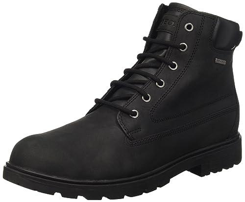 Geox U Akim B ABX B, Botines para Hombre: Amazon.es: Zapatos y complementos