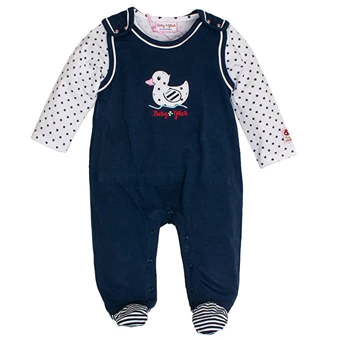 Salt and Pepper BG Playsuit Uni, Pelele para Bebés, Azul (Navy Blue 450), 62 cm: Amazon.es: Ropa y accesorios