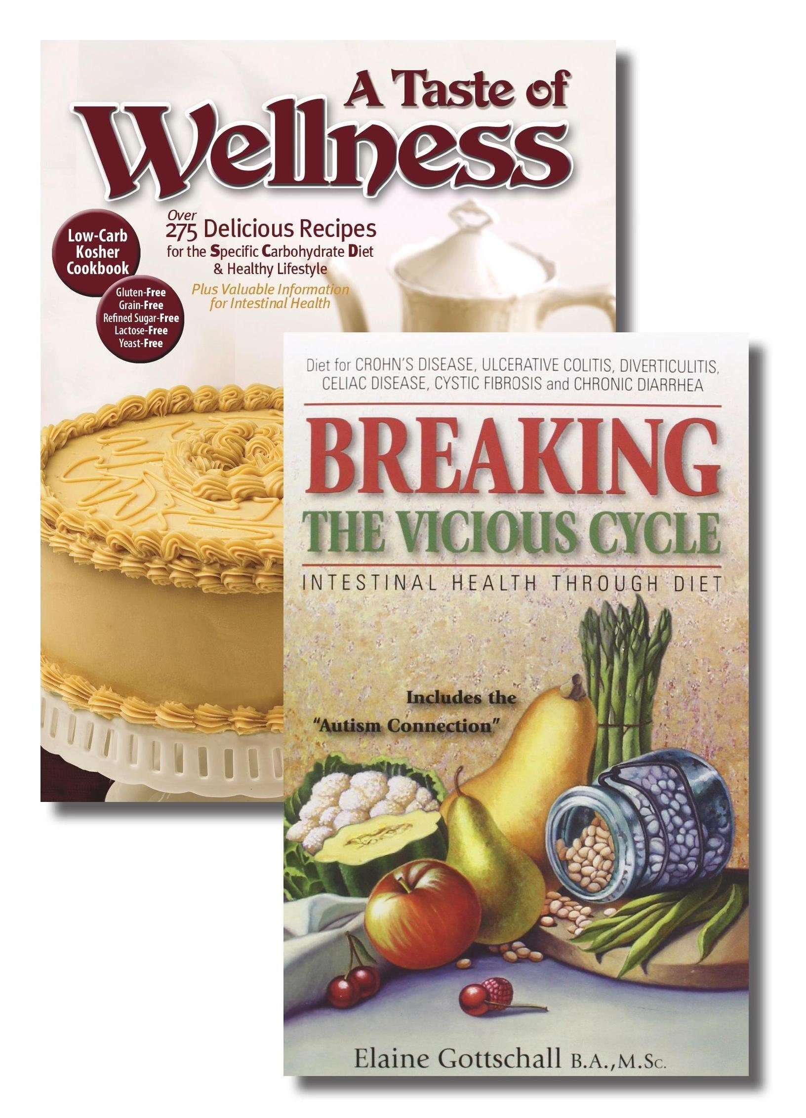 Breaking Vicious Cycle Taste Wellness product image