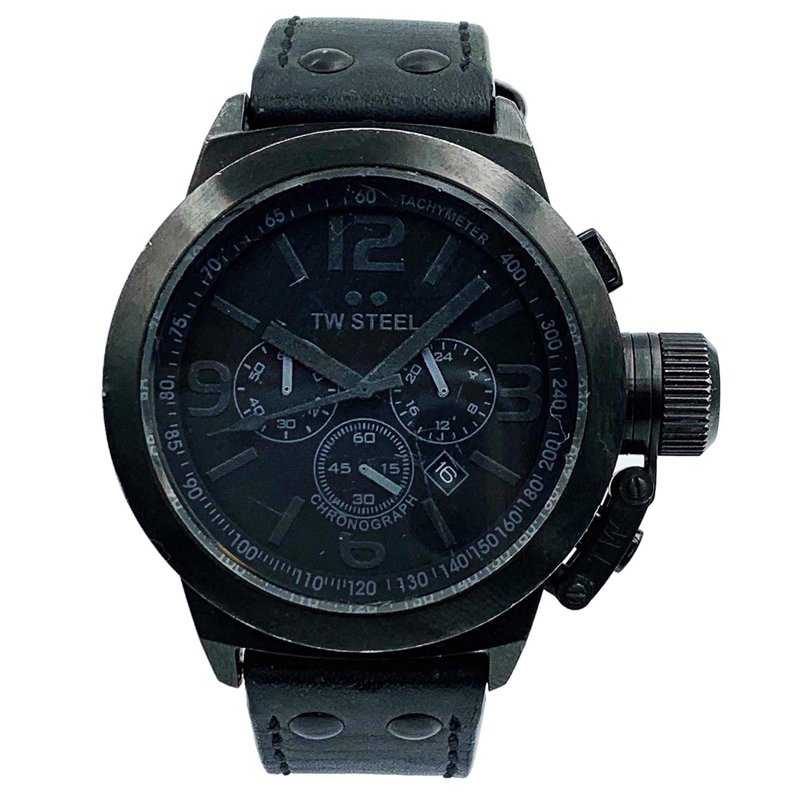 TW Steel CEO Quartz Male Watch TW843 (Certified Pre-Owned)