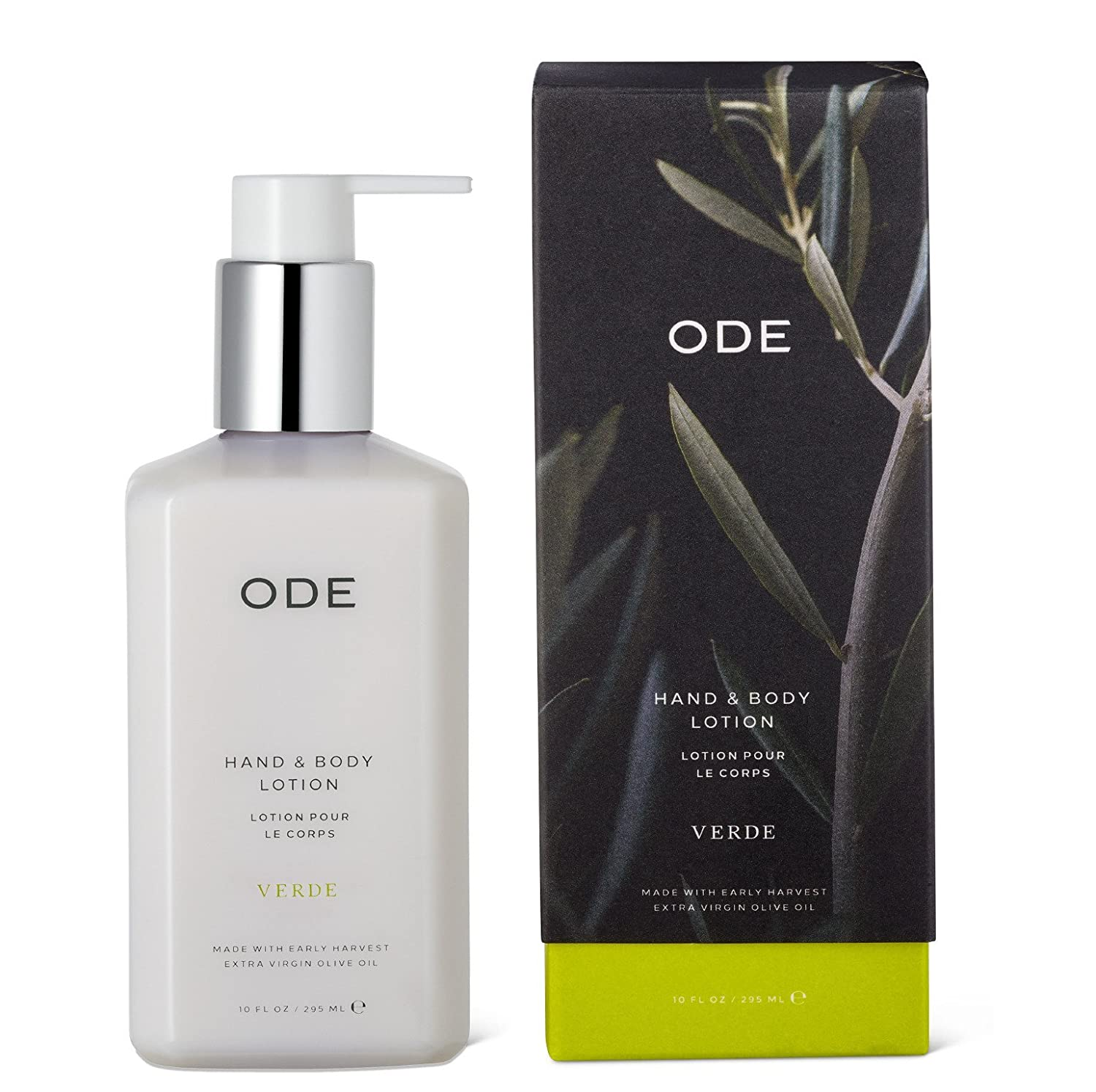 ODE natural beauty - Verde Hand & Body Lotion