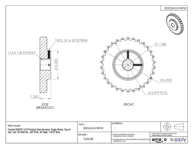 Tsubaki Wiring Diagram Electrical Diagrams 541zx Poulan Solenoid Bore Pitch Online Schematic U2022 Guitar