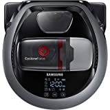 Samsung Electronics R7040 Robot Vacuum Wi-Fi Connectivity, Ideal for Carpets, Hard Floors, and Pet Hair with 3510Pa Strong Pe