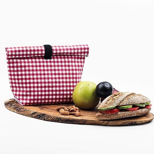 Bolsa para llevar comida, fruta, frutos secos, bocadillo ...