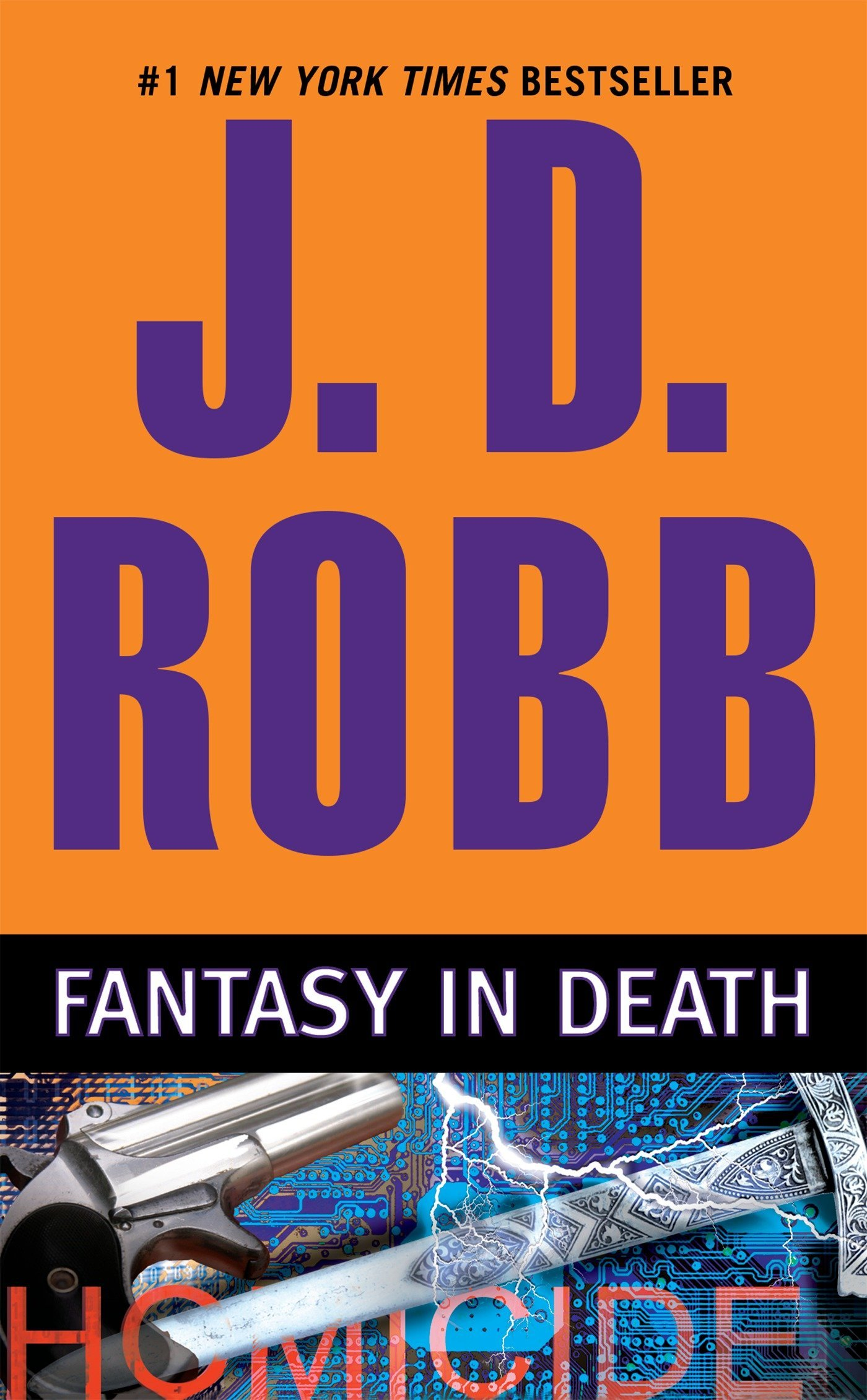 Download Fantasy in Death pdf epub