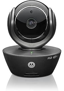 motorola focus. motorola scout 85 connect hd black indoor wifi remote access pet monitoring camera focus o