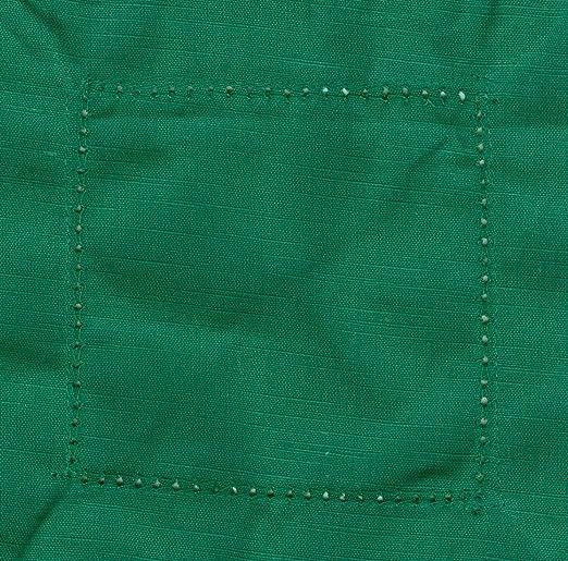 Cotton Hemstitch Napkins Hunter Green 6//pack