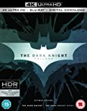 The Dark Knight Trilogy [Blu-ray] [2017]