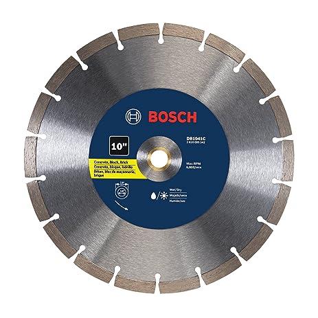 Bosch db1041c premium segmented diamond circular saw blade 10 bosch db1041c premium segmented diamond circular saw blade 10 inch greentooth Gallery