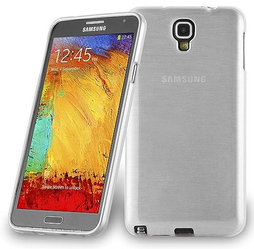 27 opinioni per Cadorabo- Custodia silicone TPU Samsung Galaxy NOTE 3 NEO (N7505) Design: