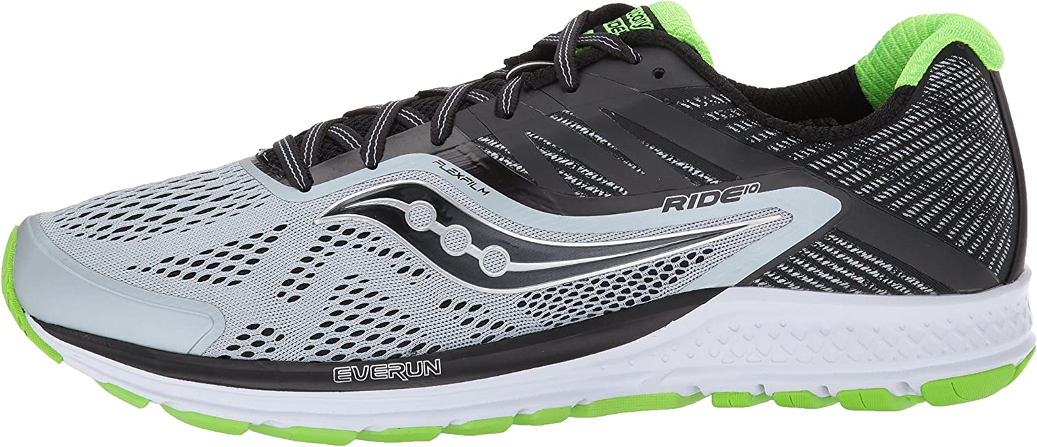 Saucony Mens Ride 10 Running-Shoes