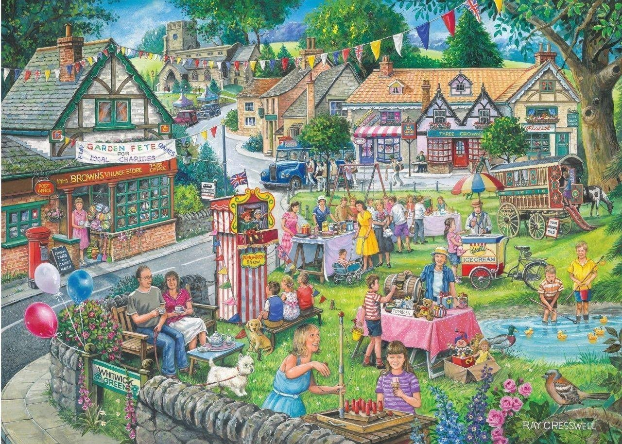 Summer 1000 Piece Jigsaw Puzzle