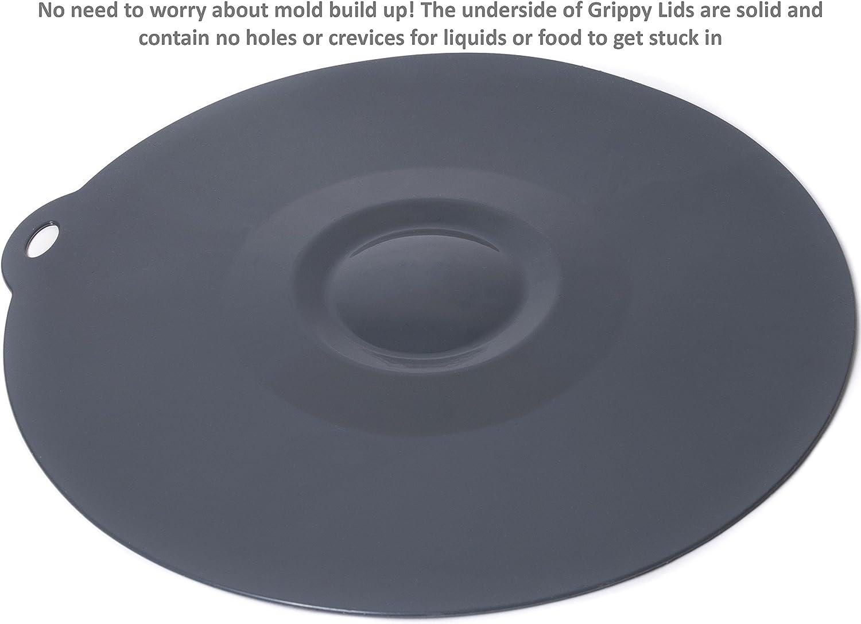 Amazon.com: Tapas de silicona para microondas, con ventosas ...