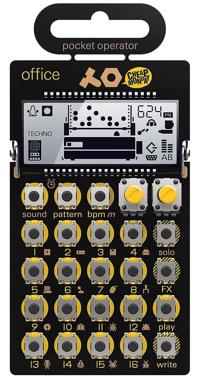 Teenage ENGINEERING po-24Office Pocket operatore sintetizzatore TE010AS024A
