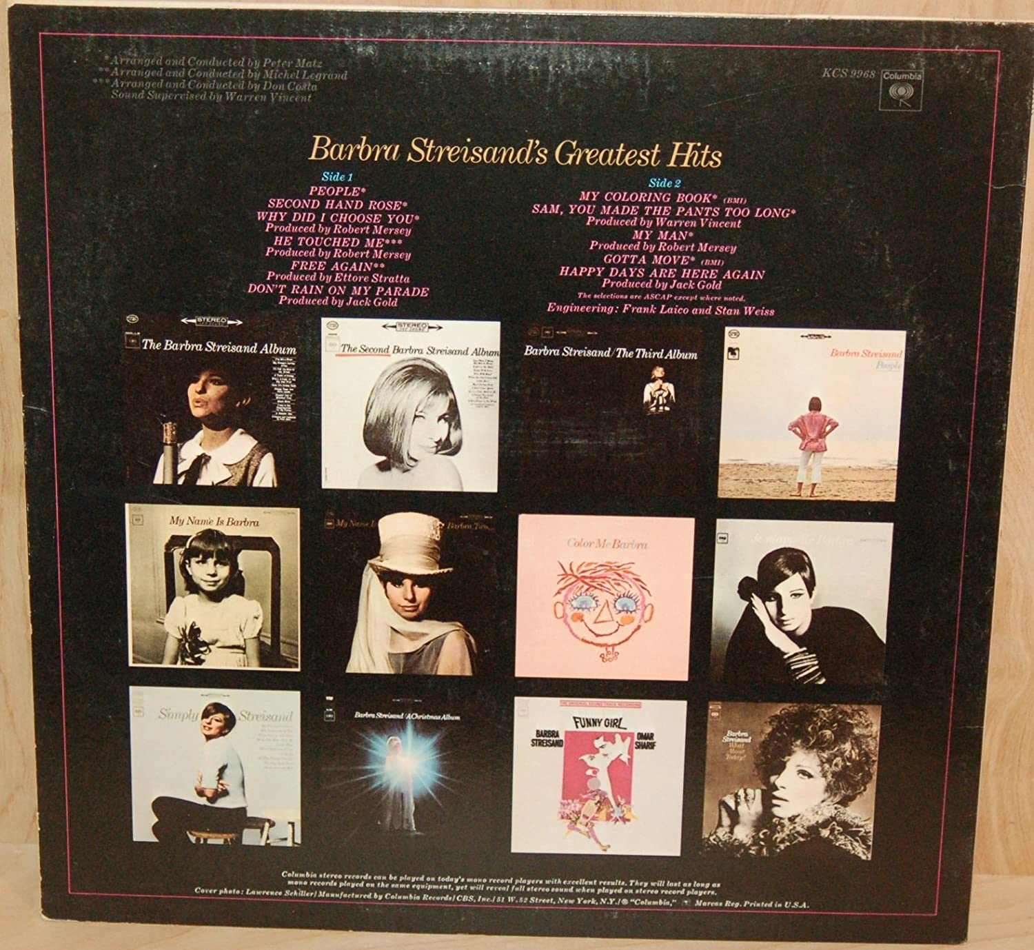 The coloring book barbra streisand - The Coloring Book Barbra Streisand 7