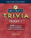 Ultimate Trivia, Volume 1
