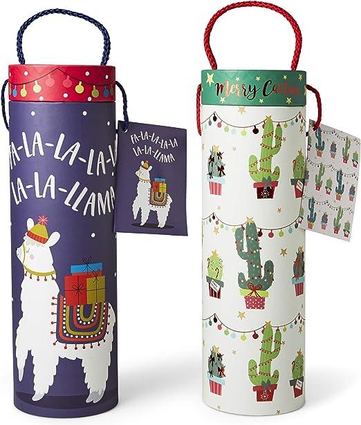 Christmas Wine Bottle Cover Snowflake Santa Claus Wine Bags Xmas Table Decor MC