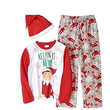 8b0082db4 Amazon.com  Sleepy Time Elf On The Shelf Boys Girls  Unisex Family ...