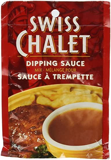 Amazon.com : Swiss Chalet Dipping Sauce Mix, 36 Grams/1.3 Ounces - 3 Pack :  Grocery & Gourmet Food