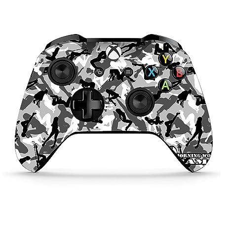 Xbox One S Wireless Controller Pro Konsole – Neueste Xbox Controller Blue-Tooth mit weichem Griff und exklusiver individuelle