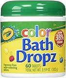 Play Visions Crayola Bath Dropz 2.68 oz