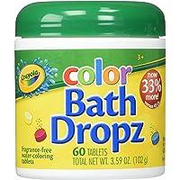 Toys & Child Play Visions Crayola Bath Dropz