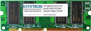 HP Q2627A Q7719A 256MB 100 pin DDR SDRAM DIMM for HP Laserjet 4350 4350n 4350tn 4350dtn 4350dtnsl Printer Memory
