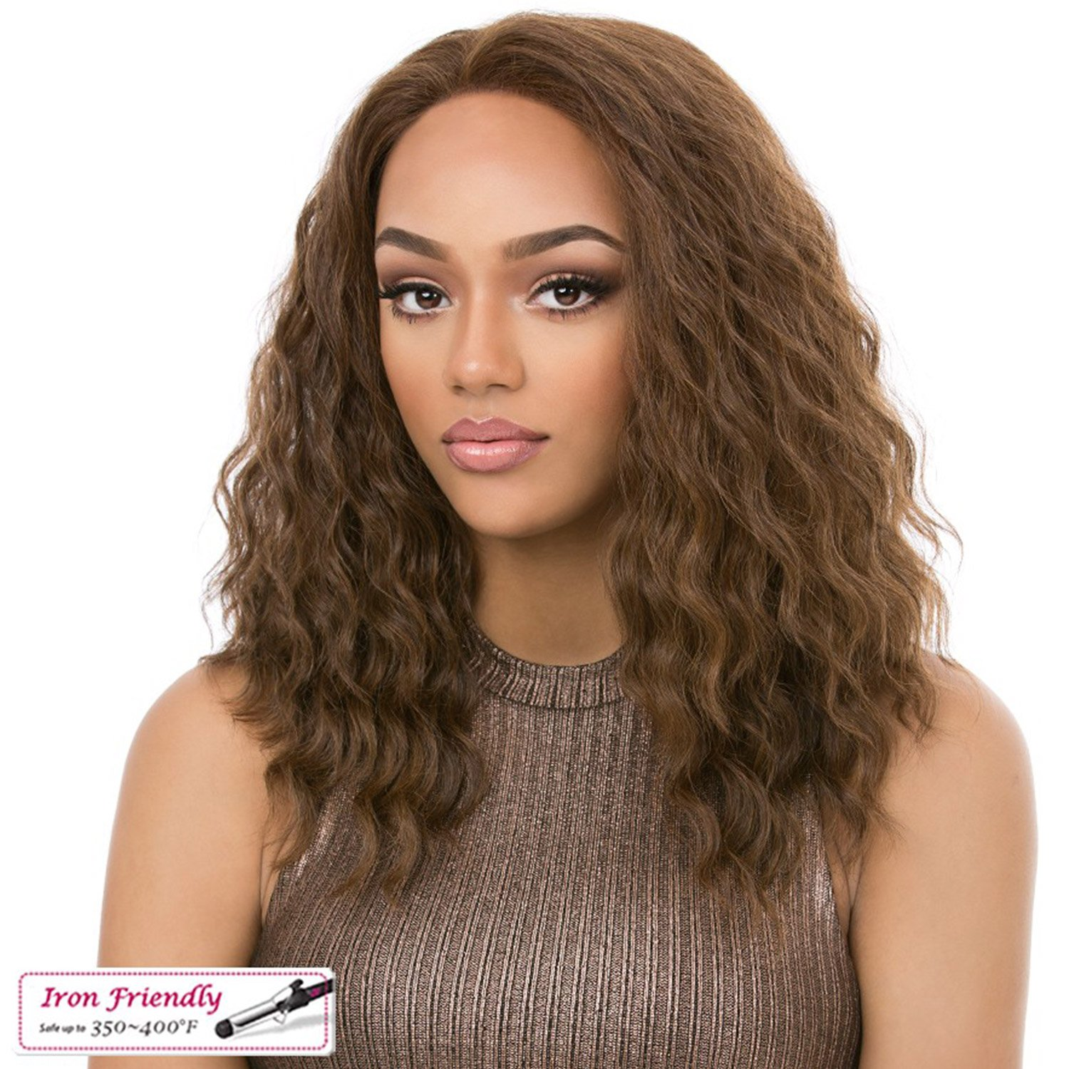 154deaf0e88 It's A Wig Synthetic Hair Lace Front Wig Full Lace Sun (1)