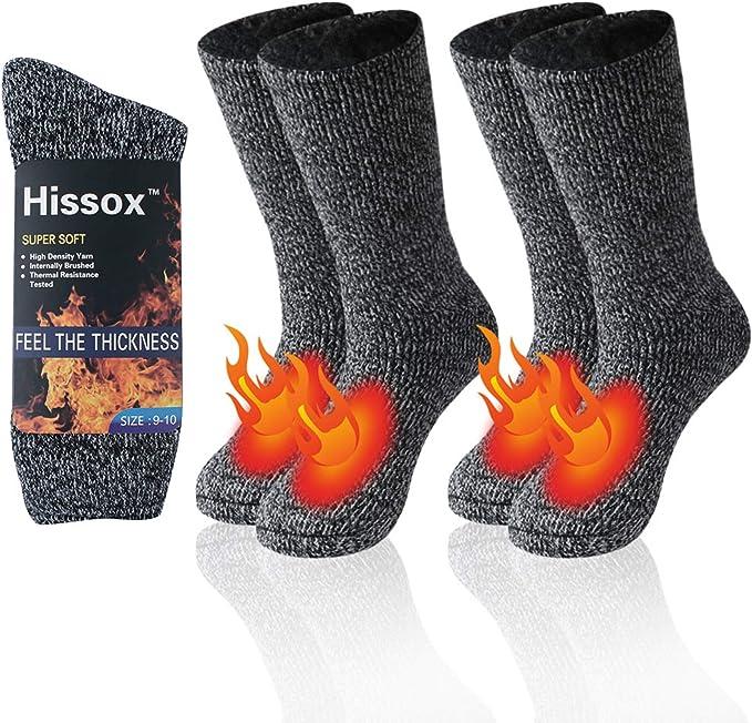 Men/'s Women/'s Socks Winter Thermal Casual Soft Cotton Sports Winter Sock Gift