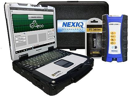Amazon com: PACCAR MX Engine Dealer Level Laptop Kit with Nexiq USB