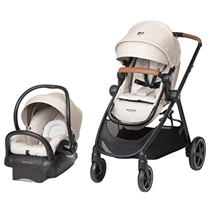 Maxi-Cosi Maxi Cosi Zelia Max Travel System Stroller Seat And Car Seat - Best 5-in-1 Travel System