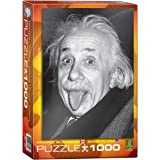EuroGraphics Einstein (Tongue) 1000 Piece Puzzle