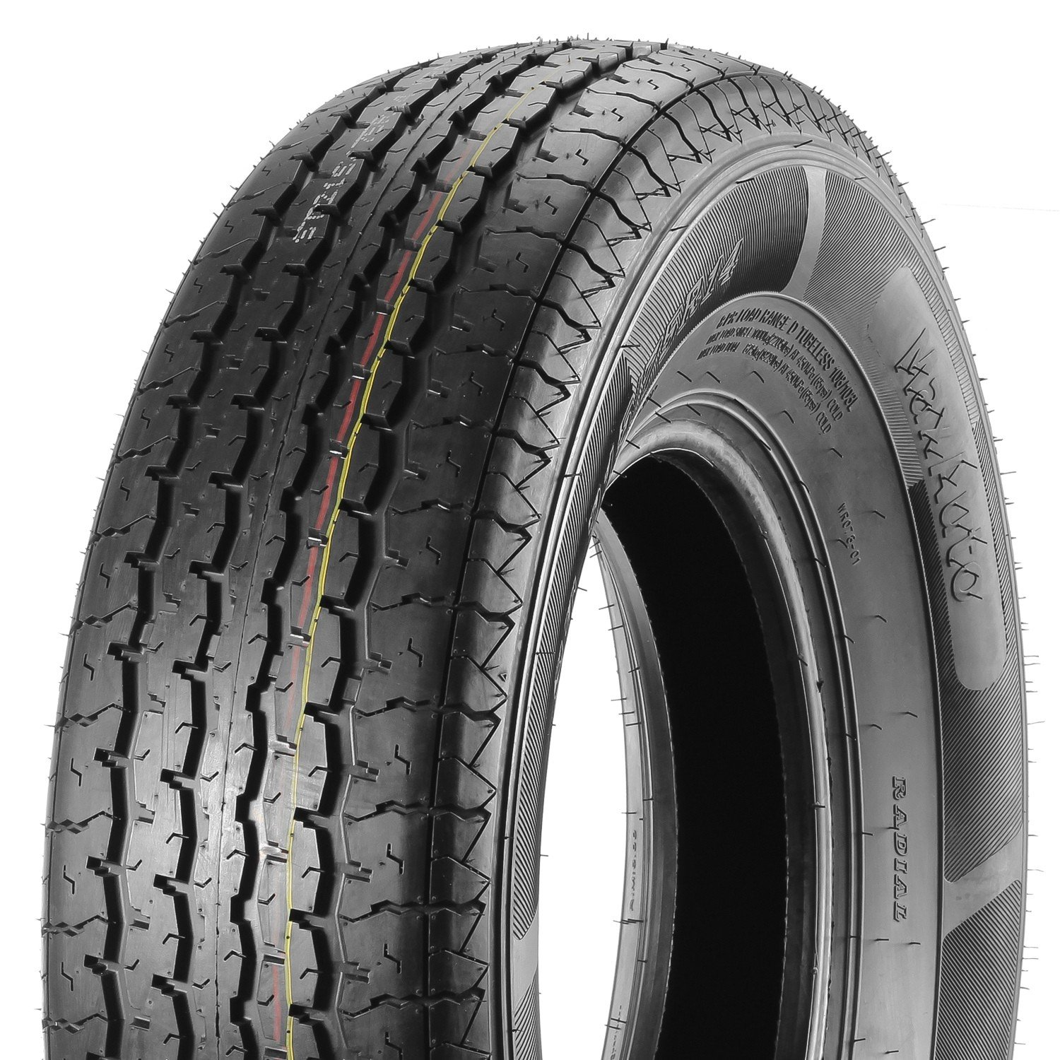 ST215/75R14 Load Range D MaxAuto Radial Trailer Tires ST215/75R-14 8Ply(Pack of 4) by MaxAuto (Image #5)